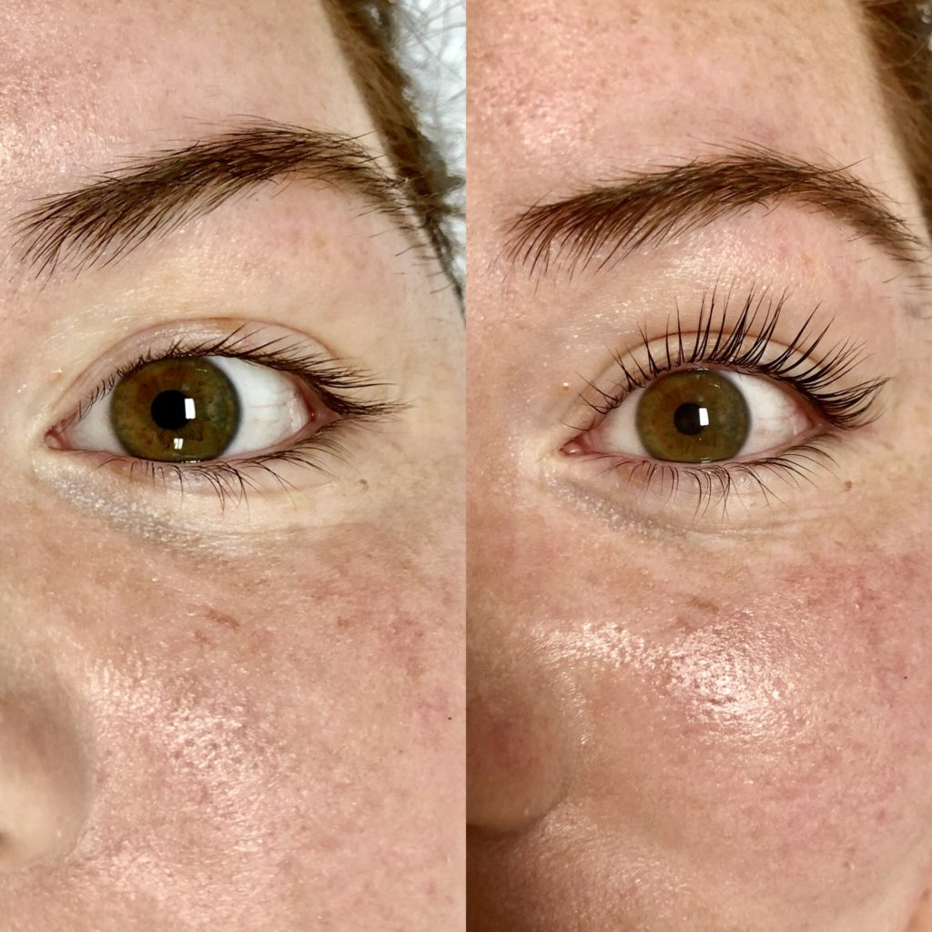 Lash Lifts Alongside Eyelash Extensions Organic Tan