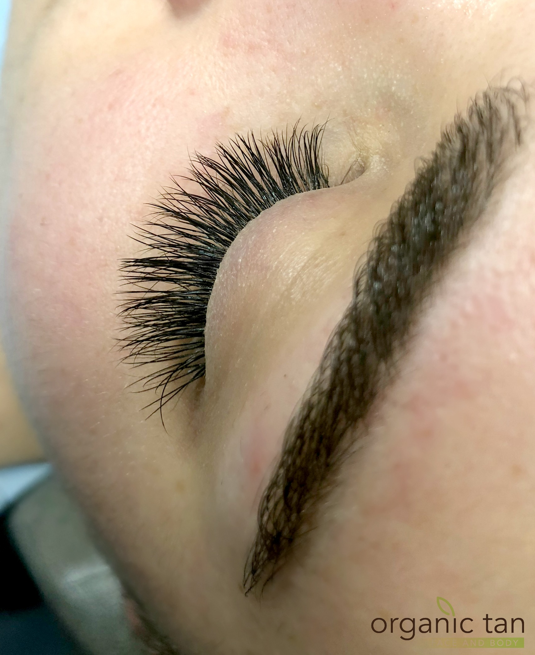 Working Out With Your Lash Extensions Organic Tan