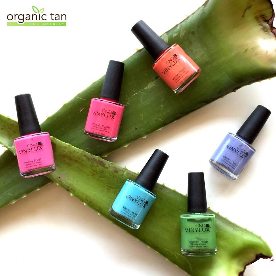 Nails - Organic Tan
