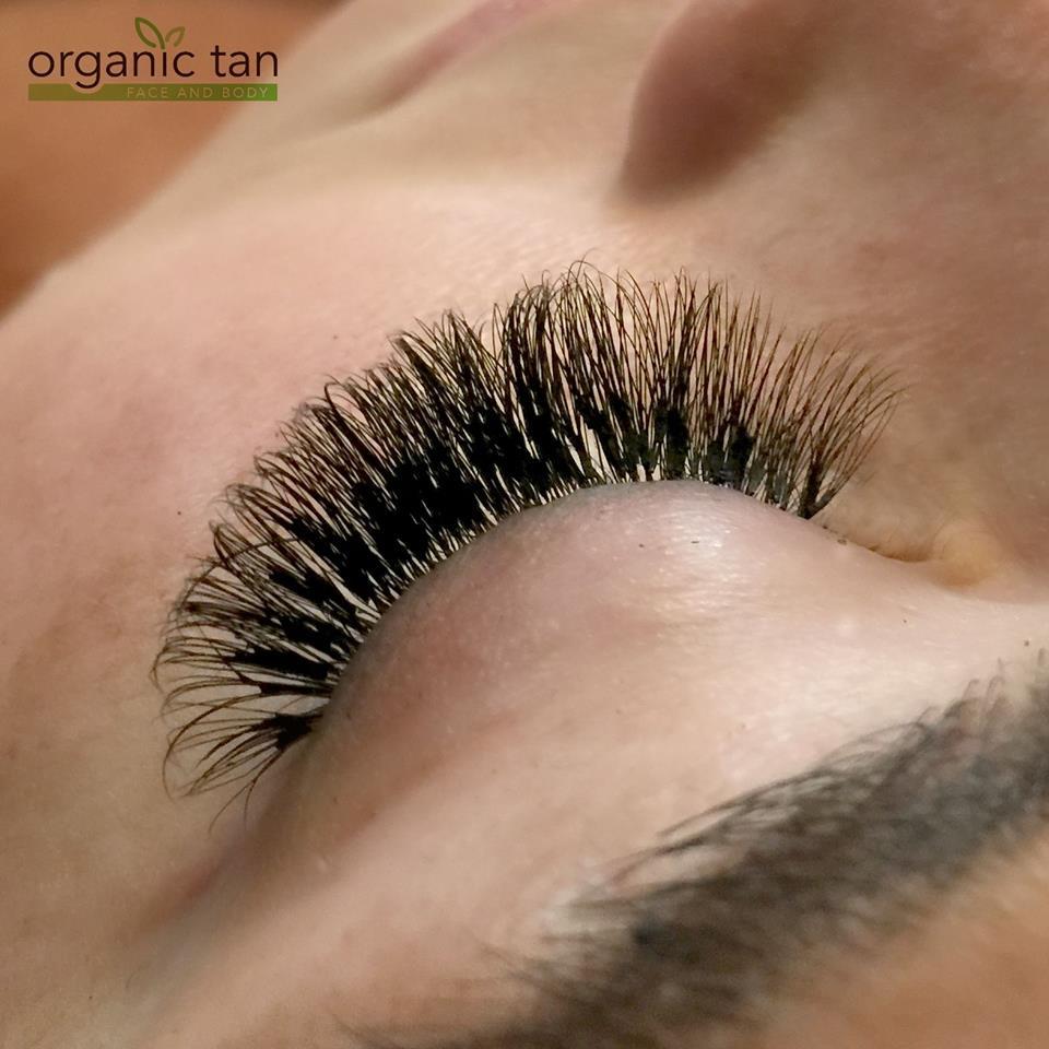 baadfe6af06 Lash Extensions - Organic Tan