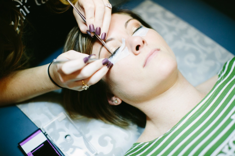 How To Prep For Eyelash Extensions Expectations During Your